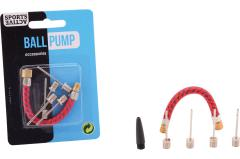 Sports Active ballpump accessories 7 pieces