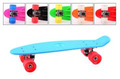 Urban District kickboard 55cm, ABEC-7, 59x46wheel, 6 assorti