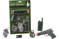Army Forces starter kit on card