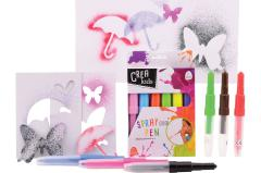 Crea Kids air marker 6 pieces in box