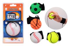 Wrist turnball 4 assorted
