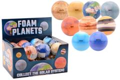Science Explorer planetballs 6 cm in display